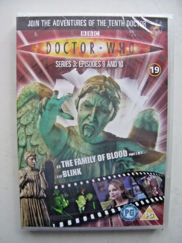 Doctor Who Series 3 Episodes 9 & 10  DVD David Tennant - NEW and SEALED